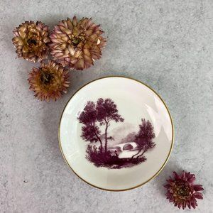 Royal Worcester Fine Bone China Ring Dish Made in